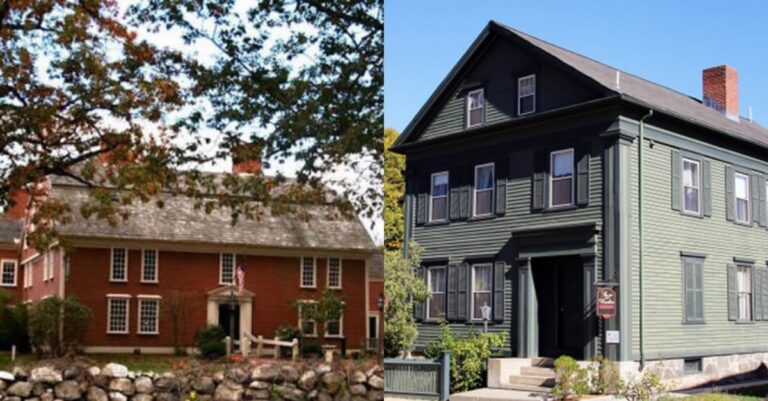9 Haunted Hotels In Massachusetts That Are A Real Nightmare