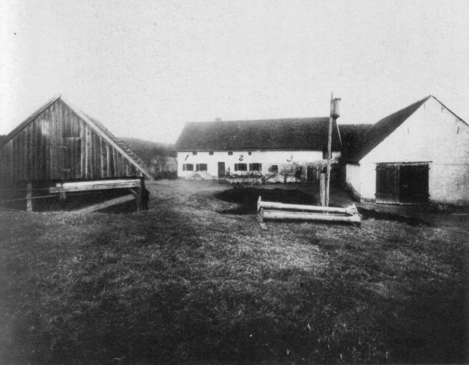 The Hinterkaifeck Murders