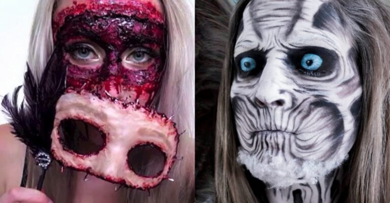 The Most Horrifying Halloween Cosplays EVER