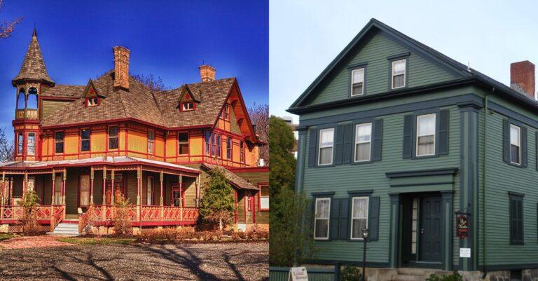 5 Horror Houses That Will Make You Scream