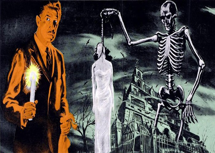 Haunted House Movies