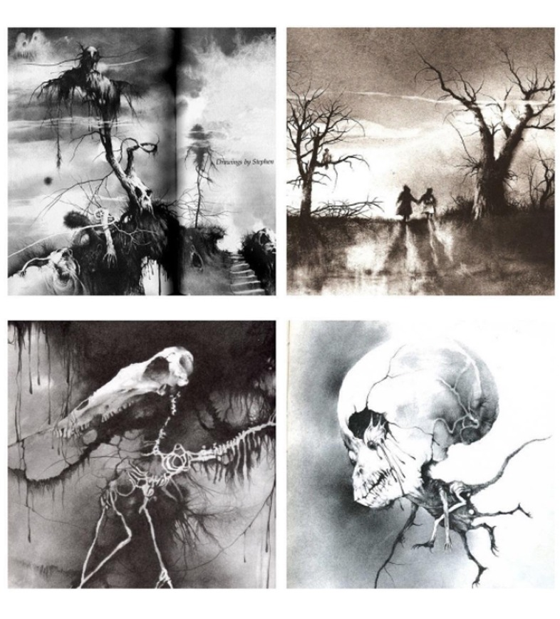 Re-released Editions Featuring Original Artwork