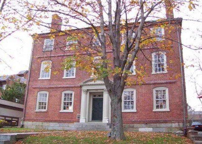 The Joshua Ward House