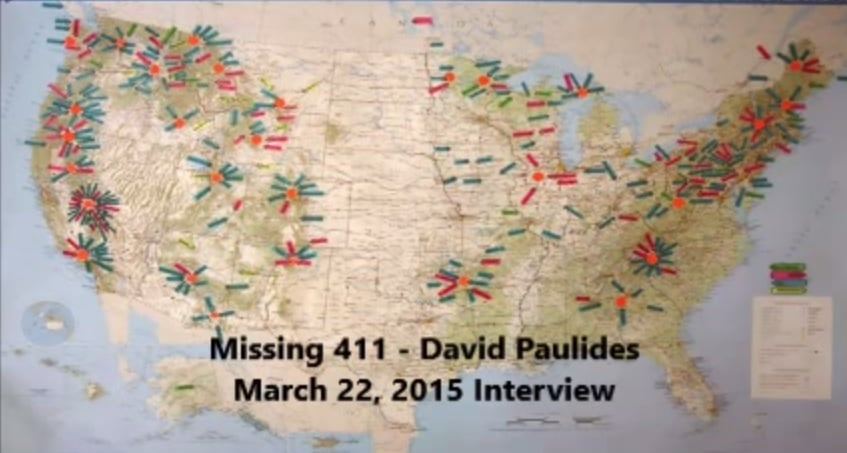The Missing 411