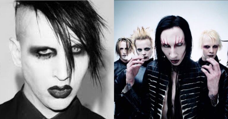 10+ Crazy Facts About Marilyn Manson's Even Hardcore Fans Don't Know