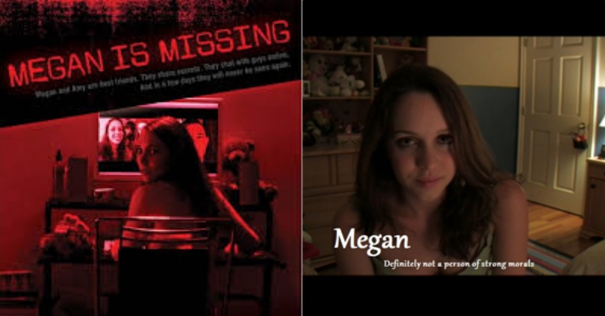 Megan Is Missing:  The Creepiest Underrated Horror Movie There Is