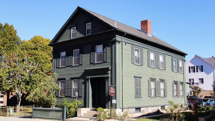 The Lizzie Borden House, Fall River
