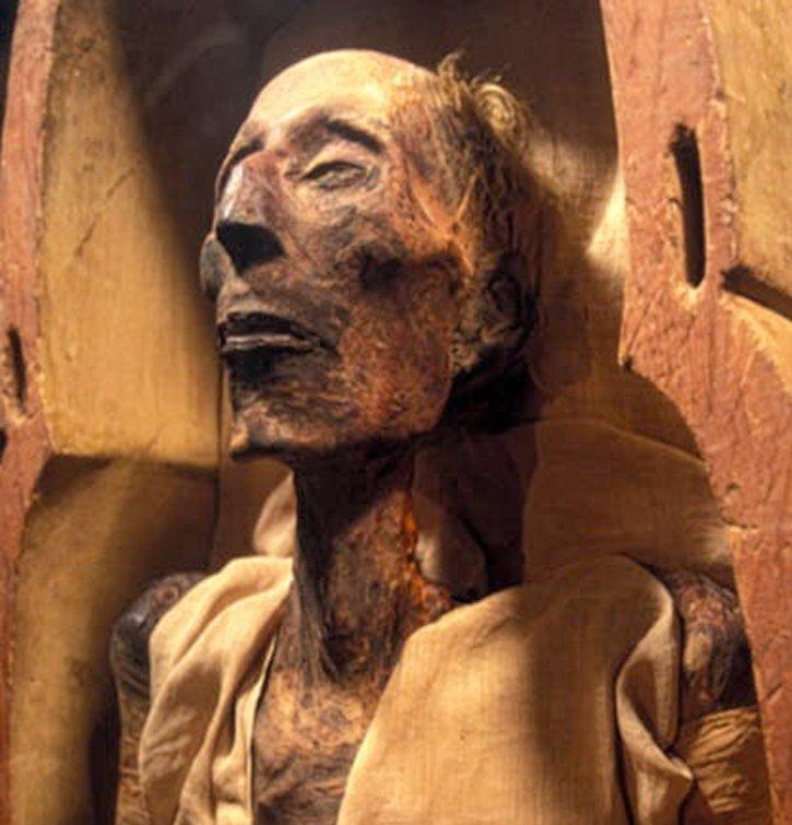 King RamsesIII