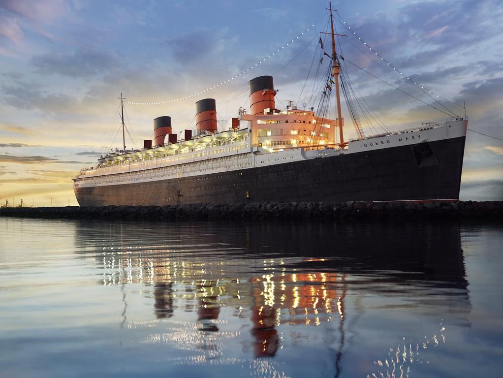 Queen Mary Hotel - USA