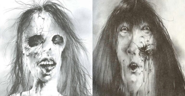 Scary Stories To Tell In The Dark: Re-Released With Original Artwork