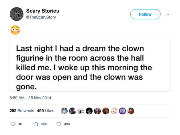 Scary Story #7