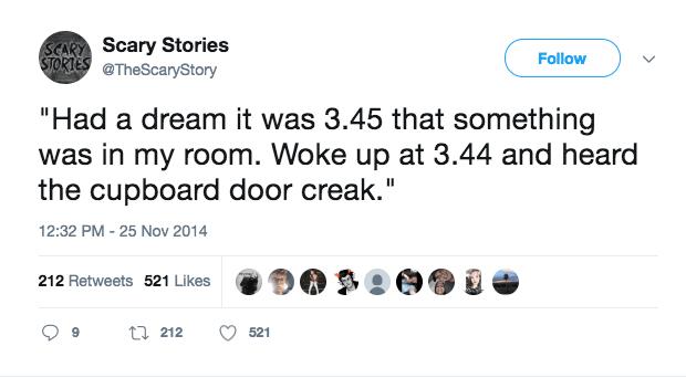 Nightmares 25