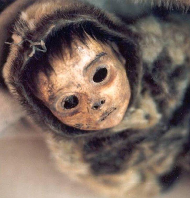 Mummies of Qilakitsoq