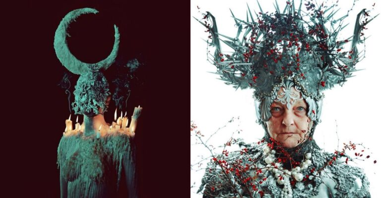 10 Pagan Themed Photos Of The Stunning Slavic Culture