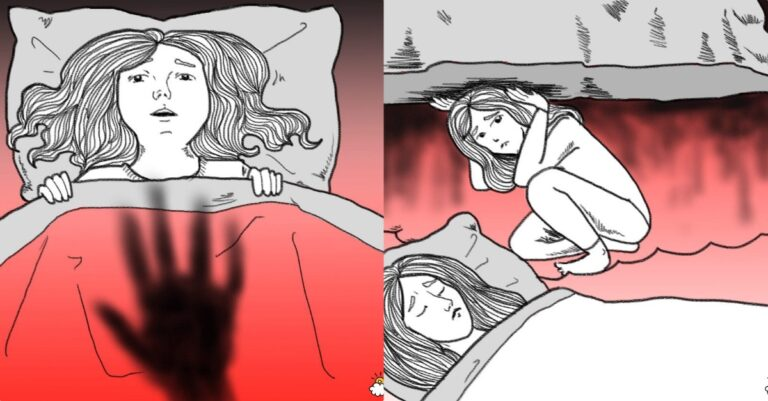 8 Terrifying Sleep Paralysis Facts To Never Be Ignored