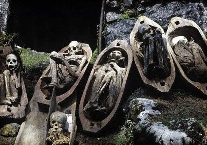 Kabayan Mummy Caves