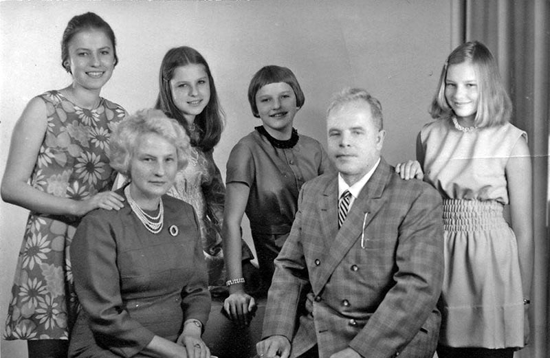 The Michel family