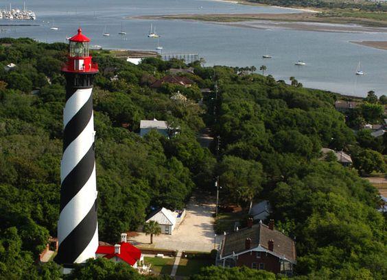 St. Augustine Lighthouse - USA