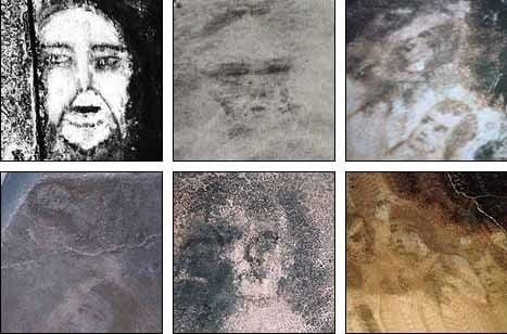 The Mysterious Faces of Bélmez