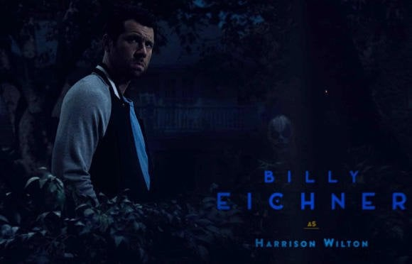 Who Billy Eichner is playing