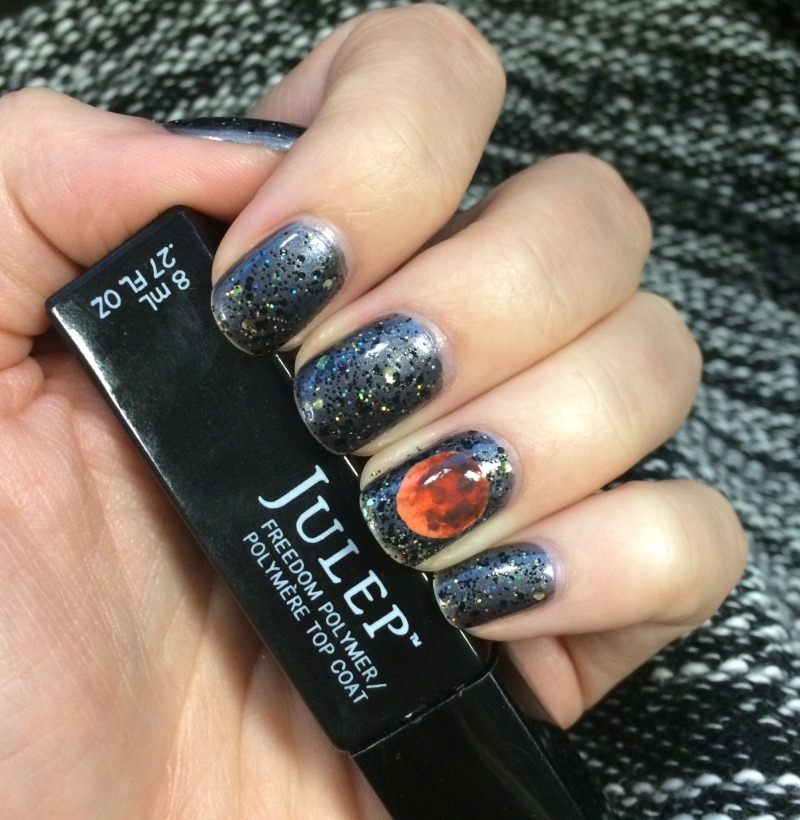 100+ Halloween Nail Art Design Ideas Just For You!