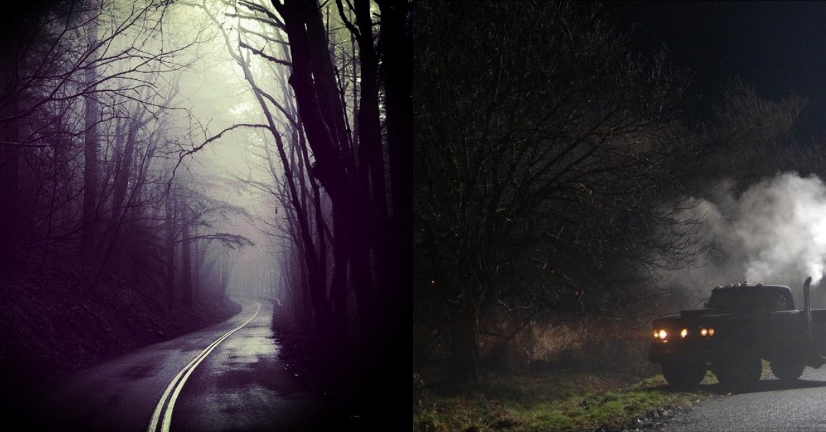 10+ Creepy Stories Related By Truckers From All Over The World