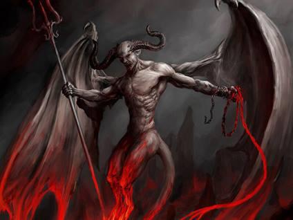 When Did Satan Earn His Wings