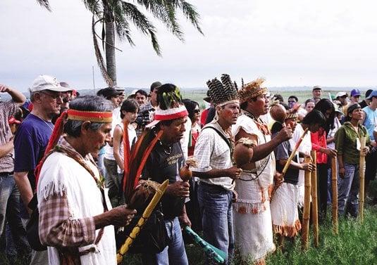 The Acapocúva-Guaraní People