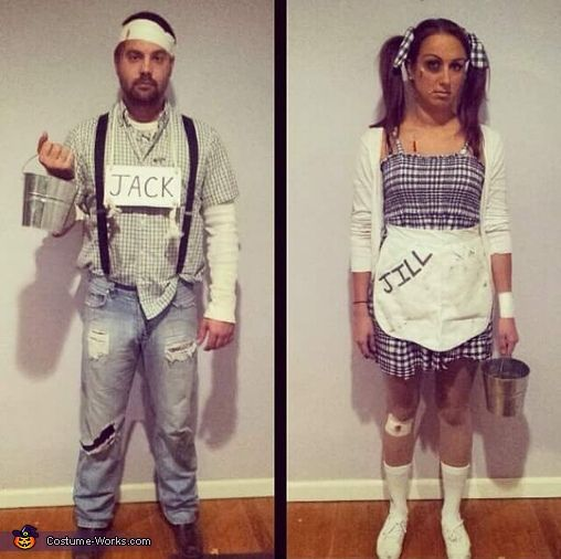 ideas for halloween costumes  sc 1 st  Freaked & 50+ Halloween Costumes for Couples You Must Love To Try