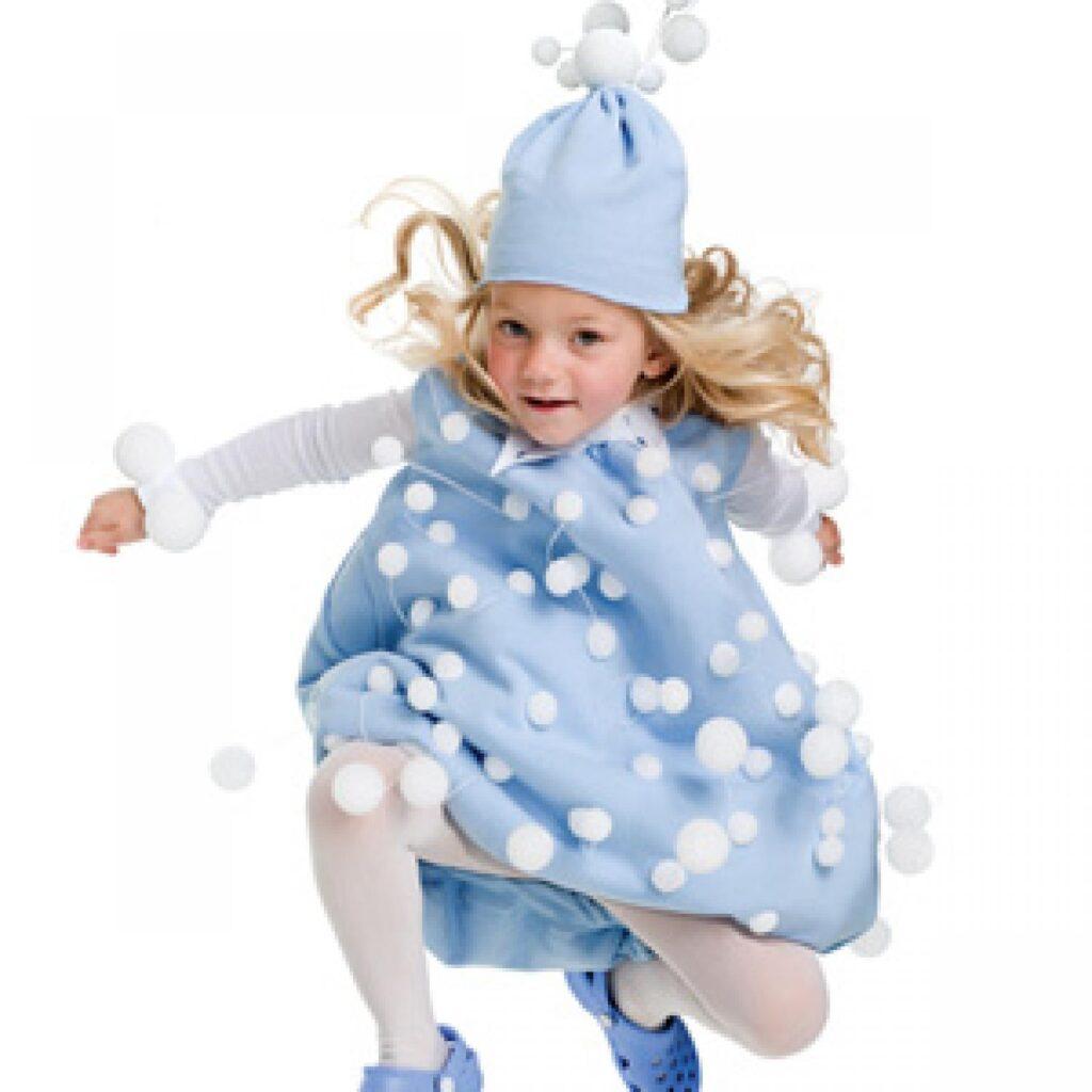 Snowball Costume