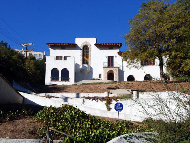 The Los Feliz Murder House