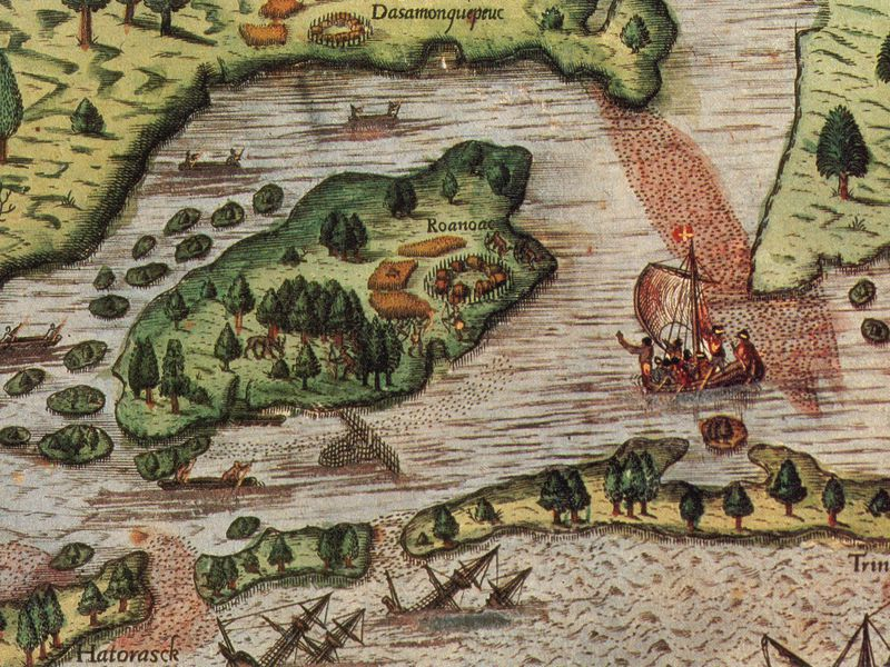 America's First Mystery: The Lost Colony of Roanoke