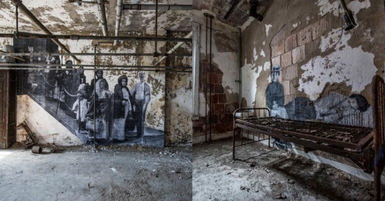10+ Haunting Photos from Ellis Island's Abandoned Hospital
