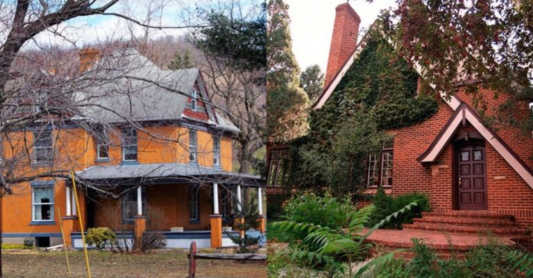 9 Houses With Horrifying And Disturbing Histories