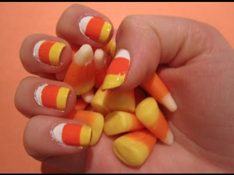 creepy nail art ideas