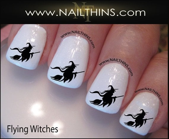 best nails art for halloween