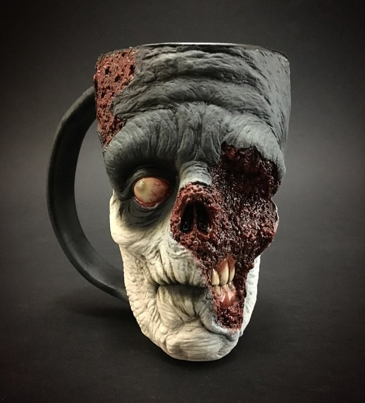The discontinued and sold out Slow Joe Warboy mug
