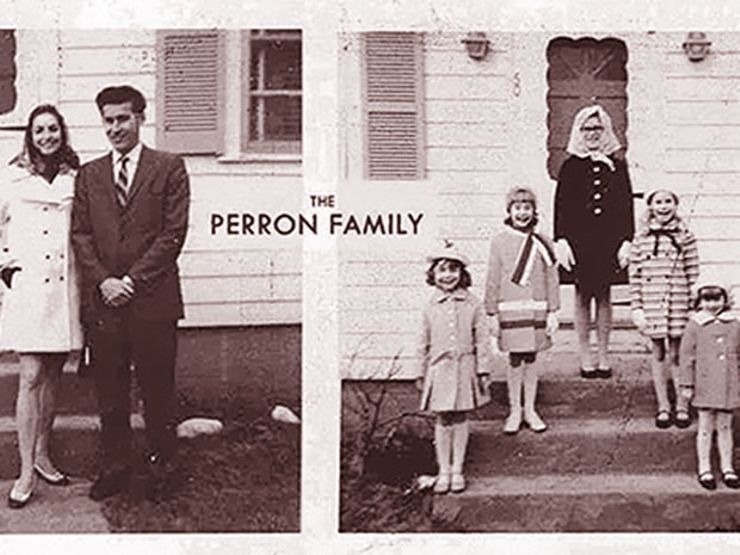 The Perron Family Haunting
