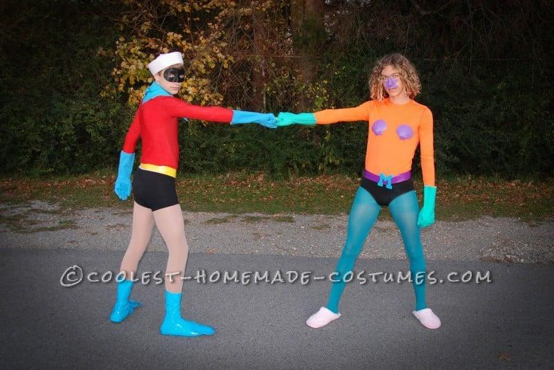 easy couples halloween costumes
