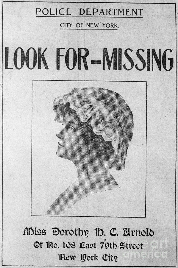 The Unsolved Disappearance of Dorothy Arnold