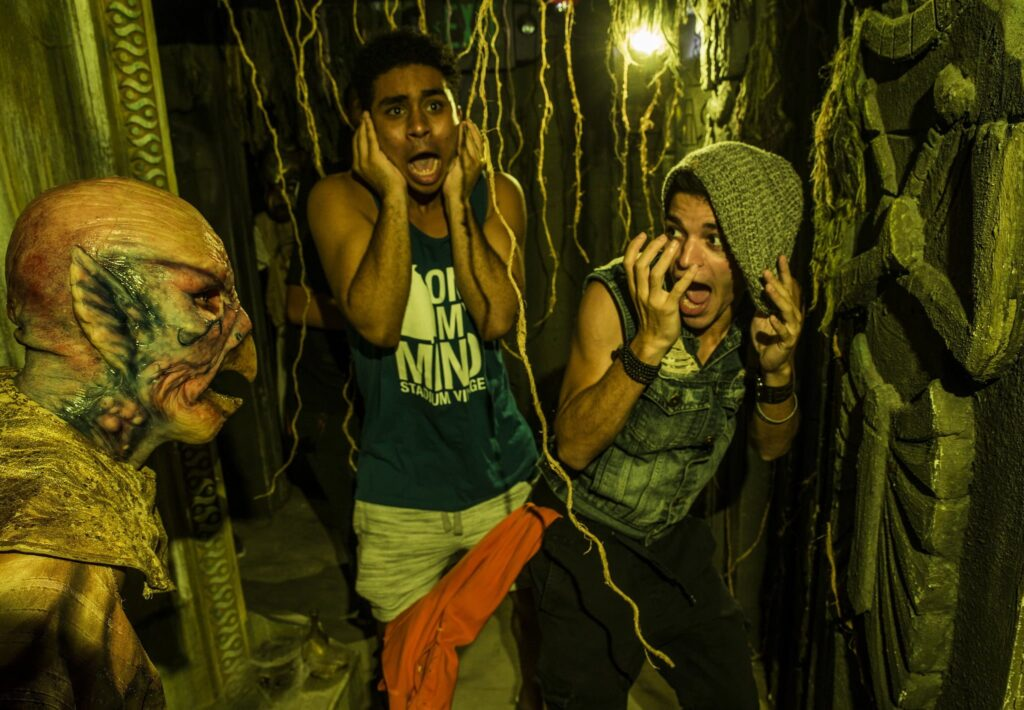 Halloween Horror Nights 2017 Is Welcoming Freddy Jason