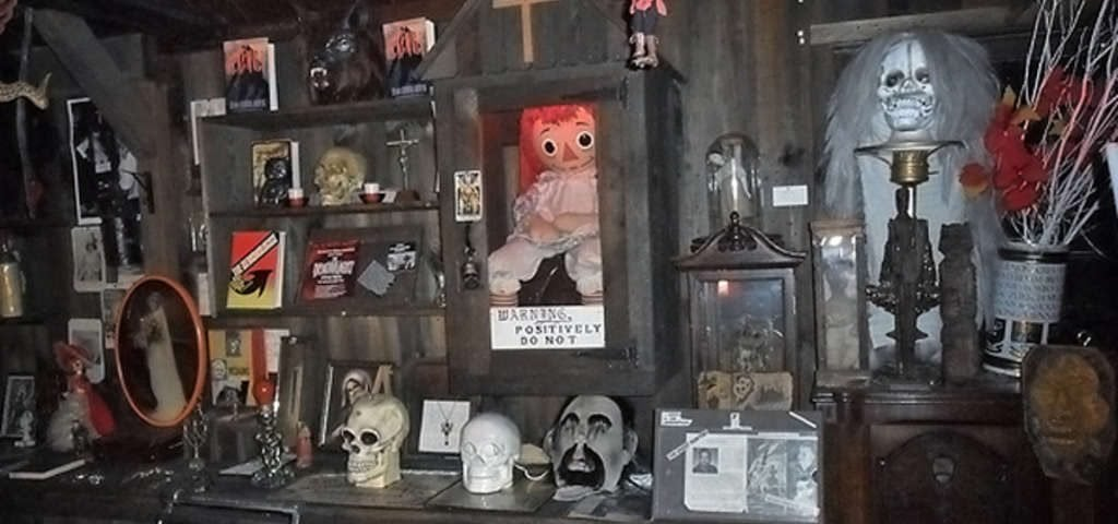 the Demon Doll