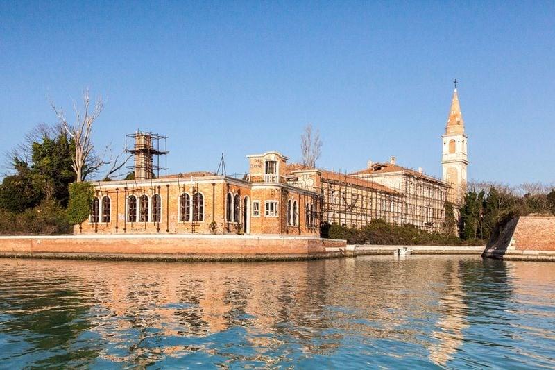 Island of Poveglia - Italy