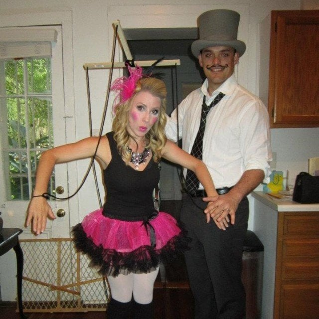 easy halloween costumes for couples