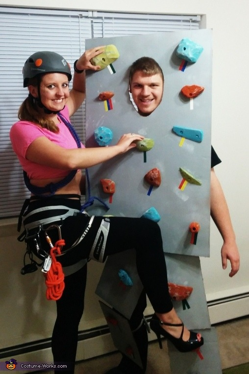 rock climber - Halloween Date This Year