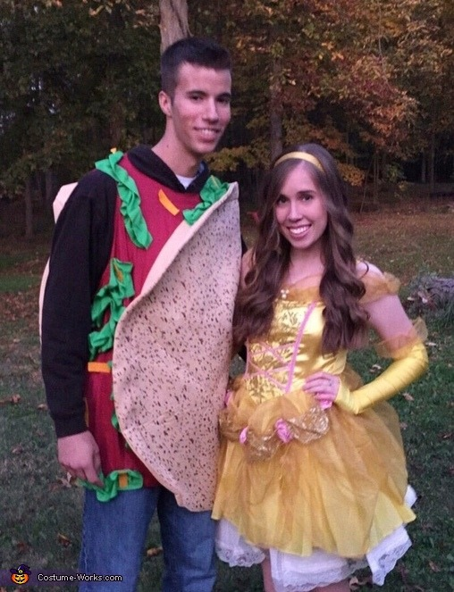 easy couples costumes for halloween 2017