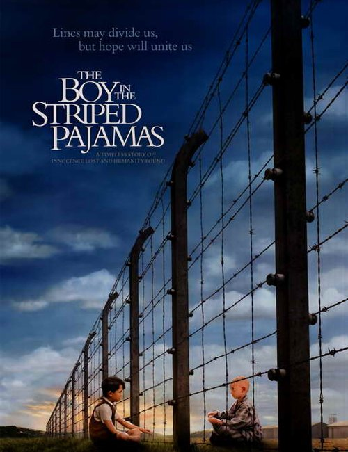 the boy in the stripped pyjamas distinctively visual