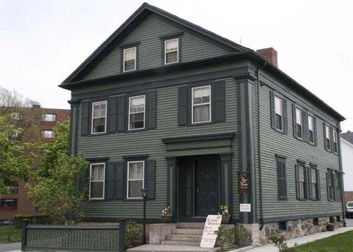 Lizzie Borden's house