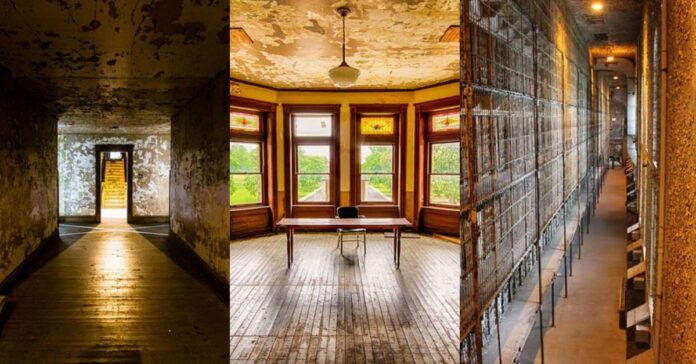 The Story Of The Decaying Ohio State Reformatory Where ...