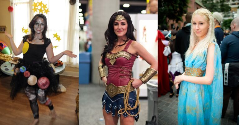 Best Women's Halloween Costume Ideas for 2017 Party